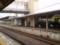 110120-06 恵那駅の 改札と 明智鉄道の ホーム
