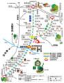阪堺電車 路線図
