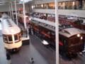 110316-56 リニア・鉄道館 2階から