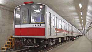 大阪地下鉄 10系・10A系 300-171