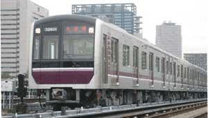 大阪地下鉄 谷町線 30000系 300-171