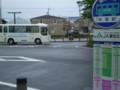 110501-22 柏森駅 ロータリーの 大口町 コミュニティー バス