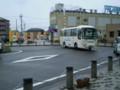 110501-23 柏森駅 ロータリーの 大口町 コミュニティー バス