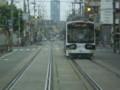 110820 93 13:41 姫松 てまえで パンダ 電車と すれちがい
