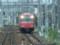 110828 05 10:07 新安城-知立間で さがり 電車と すれちがい