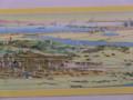 15-111030 「西尾鉄道と岡崎」展 西尾町 鳥瞰図 2