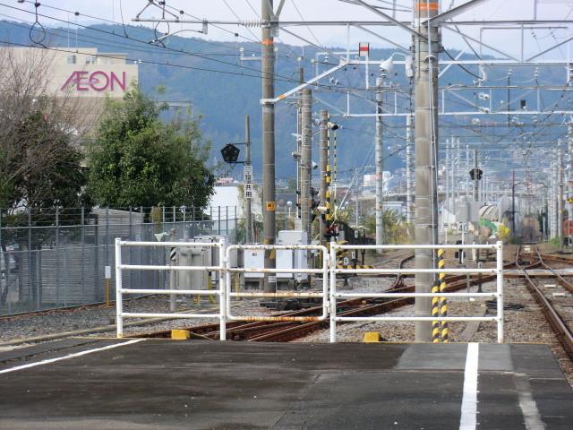 111105 10:44 富士宮から 西富士宮 方面を みる