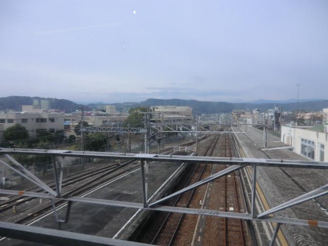 111105 10:48 富士宮から 西富士宮 方面を みる