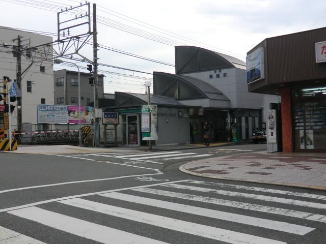 111105 静岡鉄道 14:12 草薙 駅舎