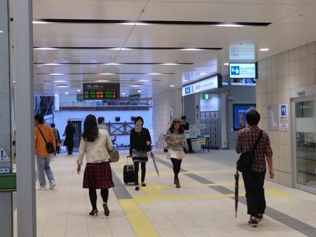 111106 新静岡 13:26 駅