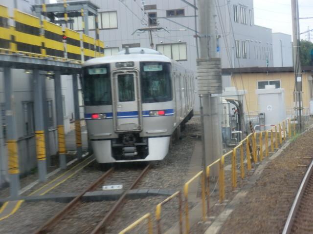 111109 愛環 (18) 14:21 北野桝塚 車両 基地 3