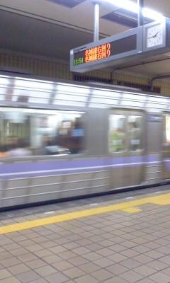 111123 (06) 13:44 名城線 堀田 みぎまわり 電車