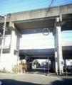 コンクリート片が 落下した 高架橋 (大曽根-矢田間)