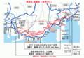 新東名 路線図 (あきひこ)