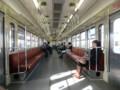 120108 三岐鉄道 (67) 11:16 平津 (へいづ)で 車内を さつえい