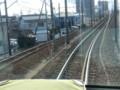 120108 三岐鉄道 (70) 11:21 JR 連絡線と わかれる