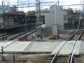 120108 三岐鉄道 (72) 11:22 近鉄富田に 到着