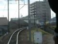 120108 北勢線 (12) 13:22 関西線、近鉄線を またぐ