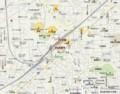 倉敷の 地図