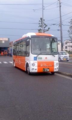 120506 (1) 三河上郷 おいでんバス