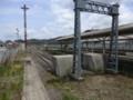 120511 軽井沢まで (34) 12:12 しなの鉄道 軽井沢 とぎれる 線路