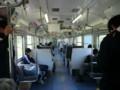 120512 軽井沢から (18) 8:30 しなの鉄道 平原-小諸間 車内