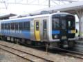 120512 軽井沢から (31) 9:50 しなの鉄道 小諸 - 小海線ハイブリッド車両