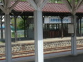 120512 軽井沢から (91) 13:40 しなの鉄道 屋代 長野電鉄線 のりば