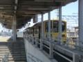 120704 近江鉄道 (7) 9:32 米原 多賀大社前 いき 電車