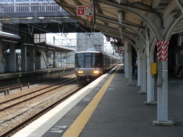 120704 近江鉄道 (16) 11:47 琵琶湖線 彦根