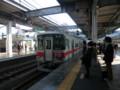 121107 粟生線 (13) 9:54 西宮 姫路 いき 直通特急