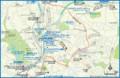 クアラルンプールの 地図 (アセアン センター)