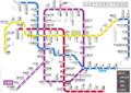 名古屋地下鉄 路線図 (名駅ドットコム)