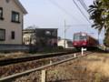 130103 はつ 電車 (2) 14:54 堀内公園 新安城 いき ふつう