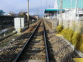 130103 はつ 電車 (3) 14:59 堀内公園