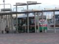 130103 はつ 電車 (6) 15:42 桜井駅 バス停 あんくるバス 桜井線