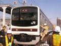 JR 日光線の あたらしい 車両 (さんけい)