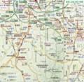 金剛 山地 周辺 地図 (あきひこ)
