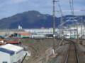 130225 美濃赤坂 (2) 11:30 東海道線 木曽川 きょうりょう すぎ