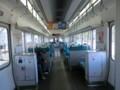 130225 美濃赤坂 (12) 12:51 大垣 美濃赤坂支線 電車 車内