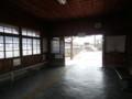 130225 美濃赤坂 (25) 13:05 美濃赤坂支線 美濃赤坂 まちあいしつ