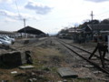 130225 美濃赤坂 (26) 13:09 美濃赤坂支線 美濃赤坂 構内
