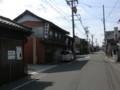 130225 美濃赤坂 (33) 13:24 赤坂宿 西町の とおり