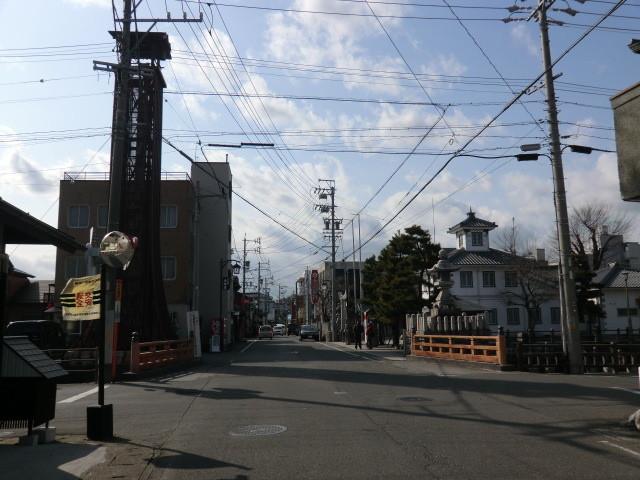 130225 美濃赤坂 (55) 14:16 赤坂宿 中山道