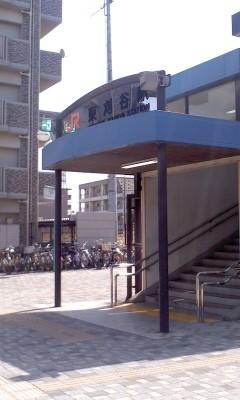 130319 安城更生病院 (7) 11:52 東刈谷駅 バス停