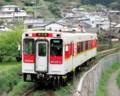 松浦鉄道 MR600がた 車両 (あさひ)