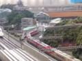 2013-07-06 15:30 鉄道もけい展 犬山城と パノラマカー