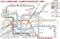 まぼろしの柳橋駅 位置図 (名古屋地下鉄 東山線 名古屋-伏見間)