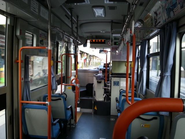 2013-08-07 18:01 あんくるバス 桜井線 バス 「つぎは 朝日町西」