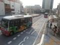 2013-08-09 07:32 あんくるバス JR安城駅 バス停